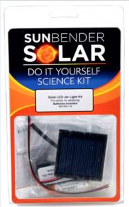 DIY Solar LED Light Kits