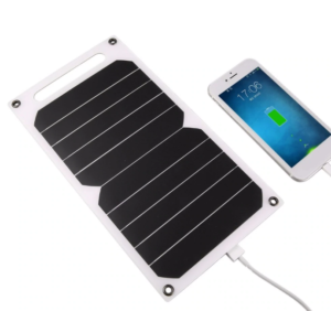 Solar USB Smart Phone Charging