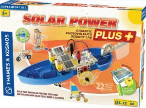 Thames and Kosmos Solar Power Plus Photovoltaic Science Lab