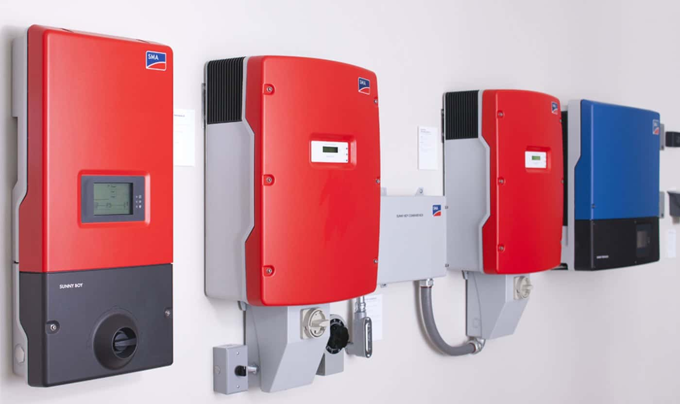 Top 10 solar inverter manufacturers in the world.