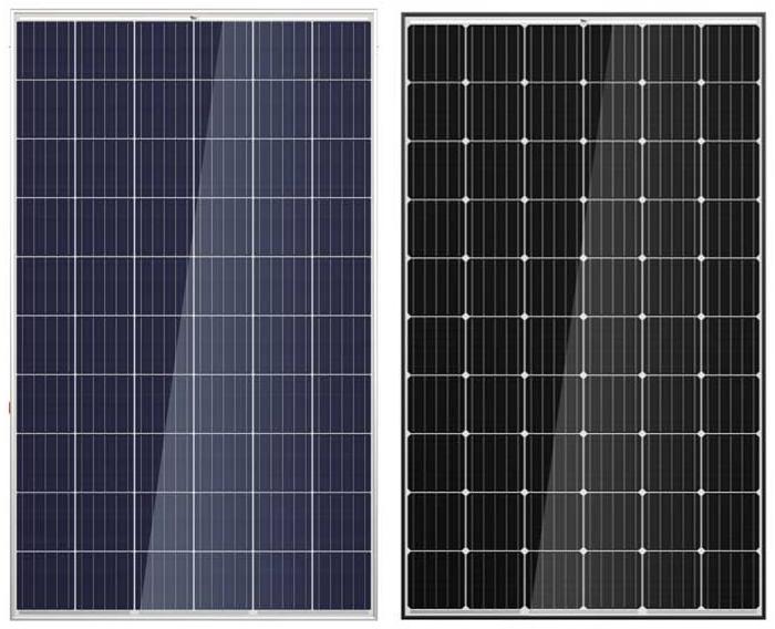 Polycrystalline & Monocrystalline Solar Panels