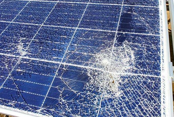 Solar Panel Damages