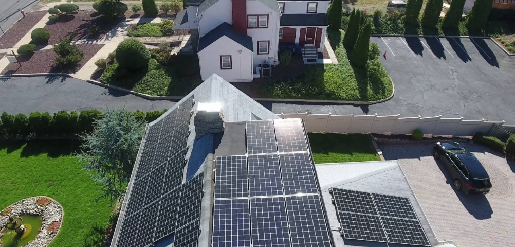 Momentum Solar Panel