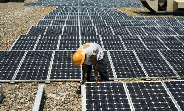 NP Kunta Solar Power Plant